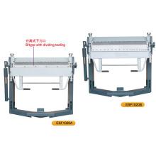 Esf1020A Esf1020b Precision Manual Folding Machine