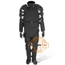 Ударопрочный Anti Riot костюм высокая прочность ткани и иметь дело с передовых техника.