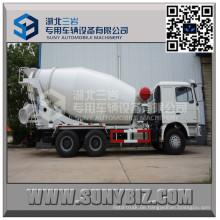 Shacman Delong F3000 13 Cbm Zementmischer LKW