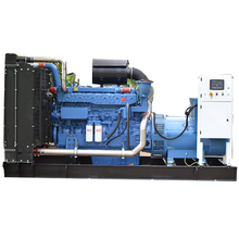 Coninue Power 175kva 140kw  Open Frame And Silent Canopy Diesel Generator Production Low Noise Yuchai Engine For Home