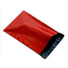 Camiseta estampada cuatomizable roja con plastico