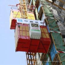 Factory price construction elevator