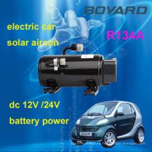 Электрические автомобильные комплекты для кондиционирования воздуха R134A 12v / 72v / 320v автомобильный электрический компрессор кондиционера воздуха для кондиционера воздуха автомобиля