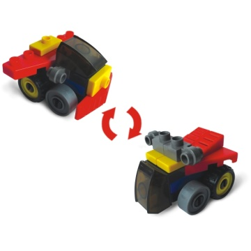 Block Nice Kids Toy Car