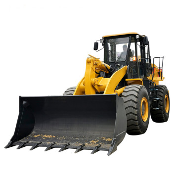 Hot product  mini front articulated loader