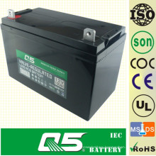 12V100AH Deep-Cycle battery Lead acid battery Deep discharge battery