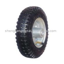 rueda de goma neumática PR0802