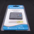 Substituição de bateria recarregável de alta qualidade de 2000mAh 3.7V para Nintendo 3DS