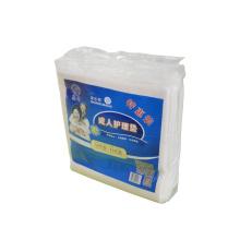 Almofadas protetoras de colchão descartáveis em fardo
