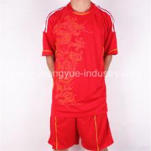 Ausbildung Fußballbekleidung für Mens neue Design-leer-Stil