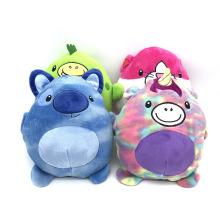 Huggle Pets Hoodie Pets Turns Into a Hoodie Pink Blue, Green, Purple