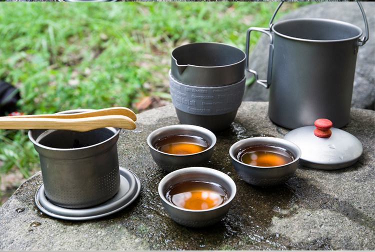 Antibacterial Tea Set