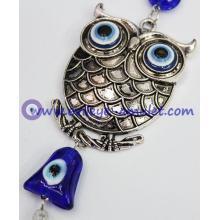 Turkey scaly car home decoration owl pendant good luck eye