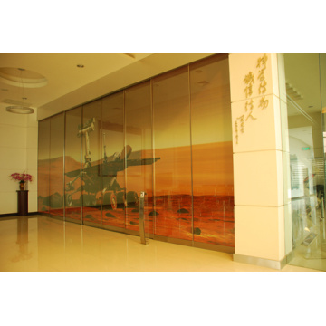 Double Motor Drive Automatic Telescopic Doors