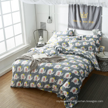 China Factory Sell Microfiber Flannel Fleece Bedding