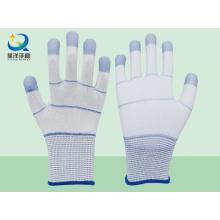 Перфорированные защитные перчатки с защитой от ПУ