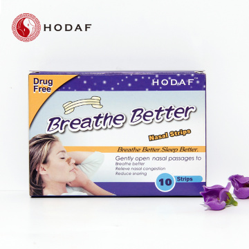Hot sale breath anti snoring patch