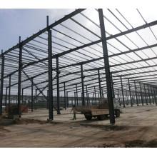 Estructura de acero Construcción Edificio de almacén logístico