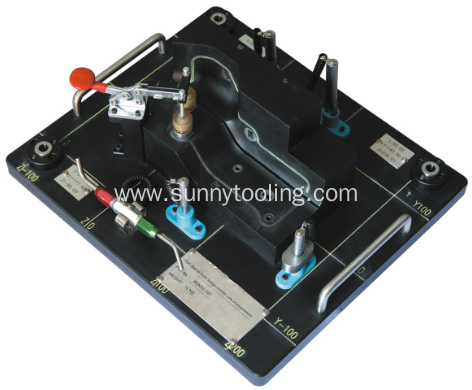 Stainless Steel Stamping Part Jig and Fixture