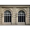 UPVC / PVC fenêtres fixes