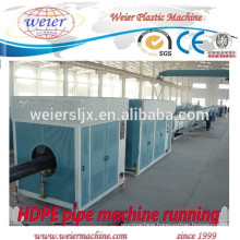 630mm HDPE PP water gas supply pipe machine