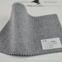 doppelseitiger gesteppter Stoff Herren Wolle Cashmere Mantel