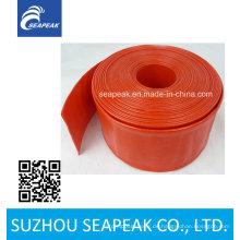 Heißer Verkaufs-großer Durchmesser bunter PVC Layflat Schlauch