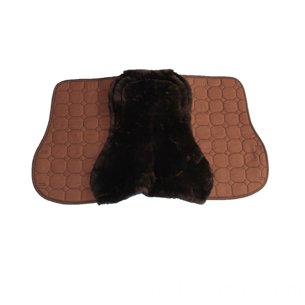 Saddle Pad Brown