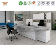 High End Modern Office Boss Table, CEO Executive Desk (ACCURATE-ED24)