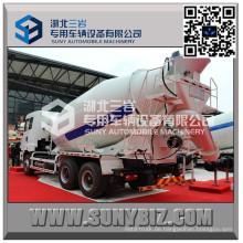 Camc Hanma 12 Kubikmeter Zementmischer LKW