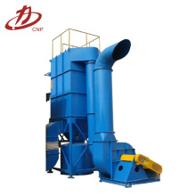 Industrial dust collector glass fabric filter