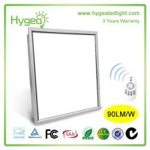 CE,EMC,RoHS Aluminum Lamp Body Material 48w 2x2 300x1200mm frameless led light panel