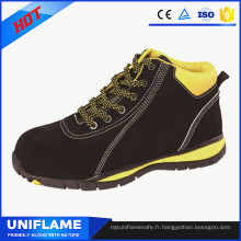 Les dernières chaussures de sécurité en acier de course en acier de style sport 090