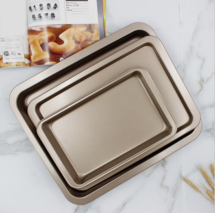 Rectangular Shallow Baking Pan05