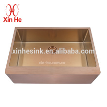 Customized Handmade Stainless Steel SUS 304 Kitchen Commercial Bathroom Sink,Wash Basin