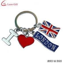 Venda quente Londres Keychain chaveiro (LM1427)
