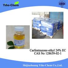 Pesticide Carfentrazone-ethyl carfentrazone-ethyl 40%wdg
