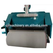 Nichtgewebter Baumwollsplitter, der Maschine, automatische Polyesterfaser-Wollkrempelmaschinerie herstellt