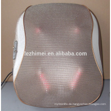 LM-707 Heat Back Shiatsu Massage Cushion