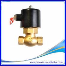 1/2 inch pilot acting solenoid valve 2/2way brass for US-15