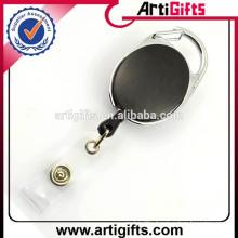 Custom design badge reel retractor for promotion
