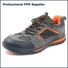 Sapato de segurança desportiva de moda para mulheres