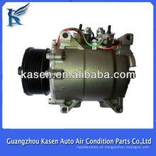 Compressor auto ac para peças de compressor HONDA CIVIC HS110R