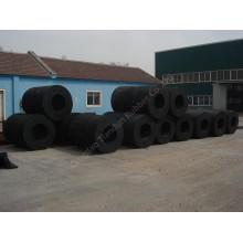 Guardabarros de goma cilíndrica / guardabarros marinos (TD-C2000X1000XL)