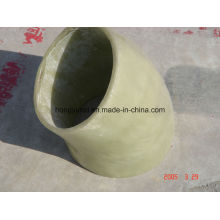 Cotovelo composto composto por resina e fibra de vidro