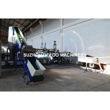 PP PE PC ABS Plastic Granule Pellet Machine Production Machine