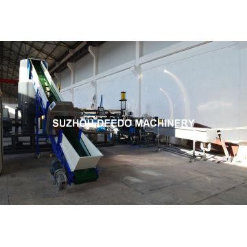 Machine de production de machine de granule en plastique d'ABS de PC de PE de pp