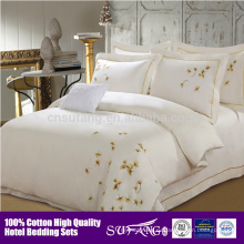 Образец доступна горячая Продажа специальное в течение 3-5 звездочный отель постельное белье,отель постельное белье/отель постельное белье