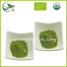 2016 Высококачественный органический порошок зеленого чая Matcha