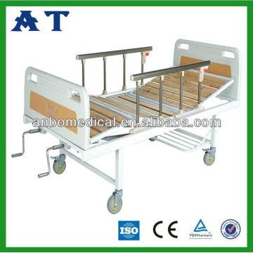 Медицинская деревянная опорная кровать CE